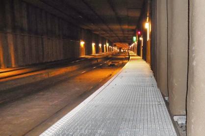 Bordes tramtunnel